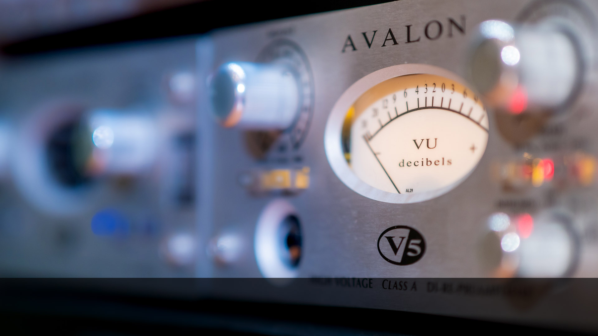 Tonstudio Avalon © Volker Lesch - Alpenland Fotografie
