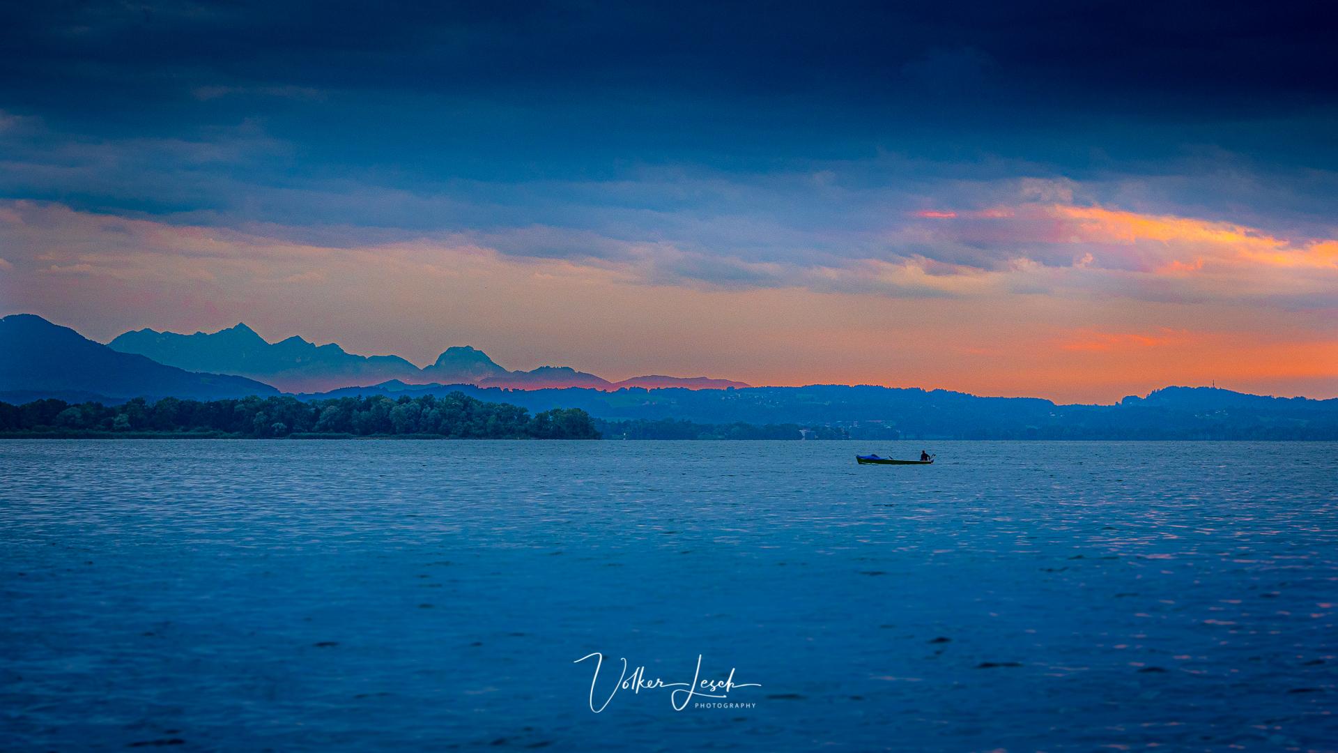 Chiemsee © Volker Lesch - Alpenland Fotografie