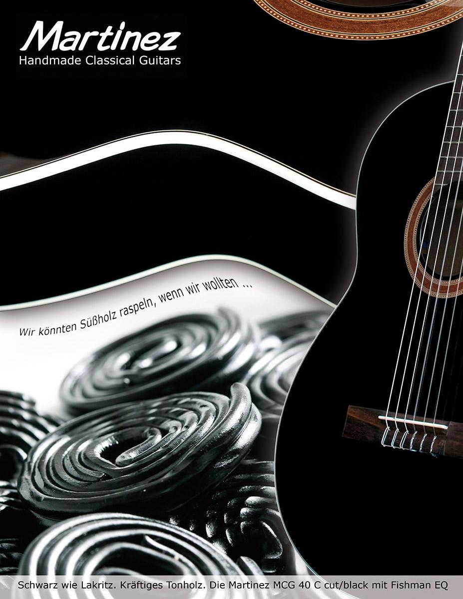 Referenzen Martinez Konzertgitarren