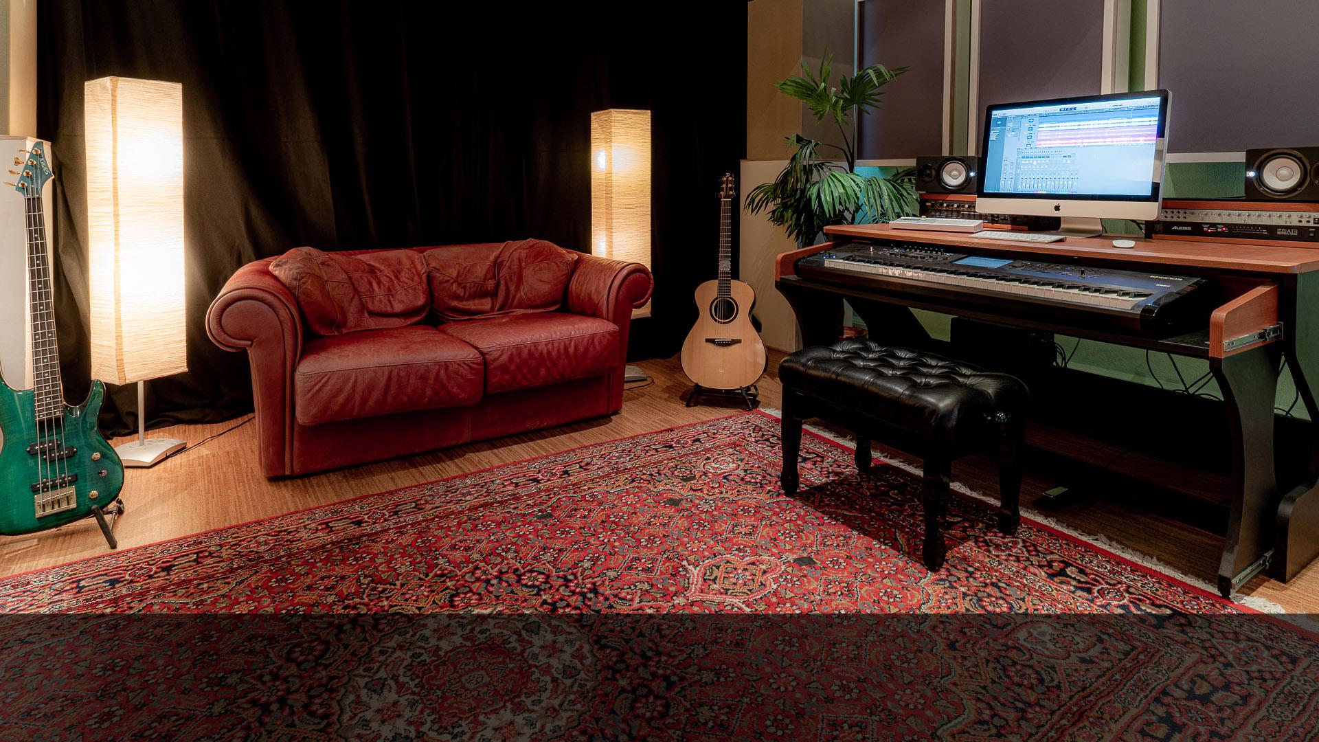 22springroad Tonstudio Regieraum