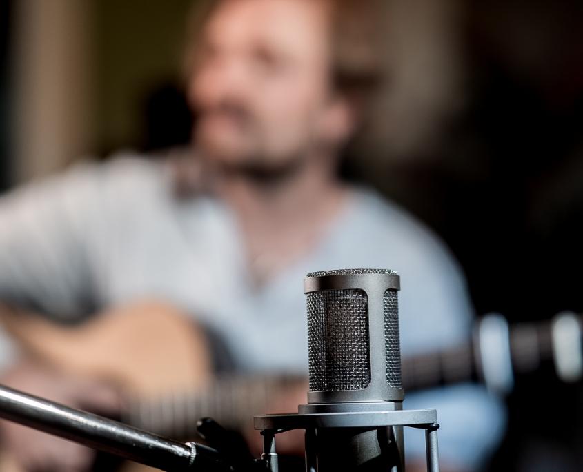 Tonstudio Chiemsee © Volker Lesch - Alpenland Fotografie