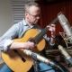 Matthias Rother - Gitarre - Im Studio