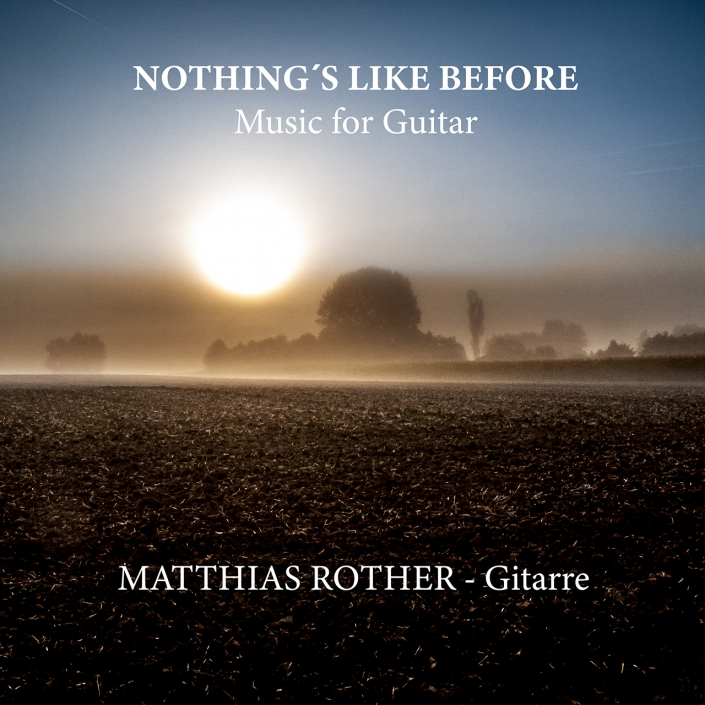 Matthias Rother - CD Nothing´s Like Before